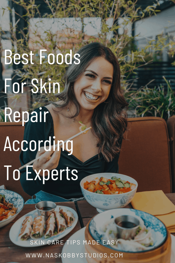 Best Foods For Skin Repair According To Experts